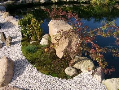 gartenteich randgestaltung – reimplica | juliedeane, Gartenarbeit ideen